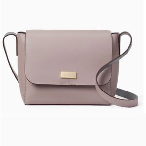 Kate Spade Caressa Putnam Drive Leather Crossbody